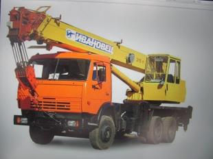 Курсове за кранисти на автокран до 16 тона.